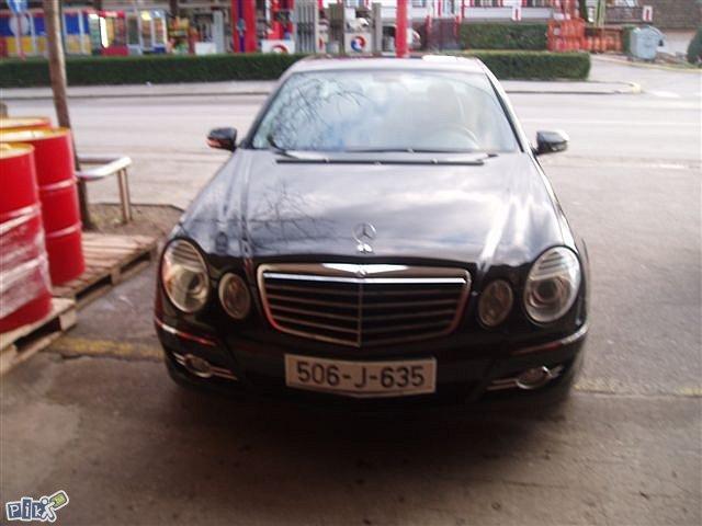Mercedes E 280 Avantgarde Sportpaket