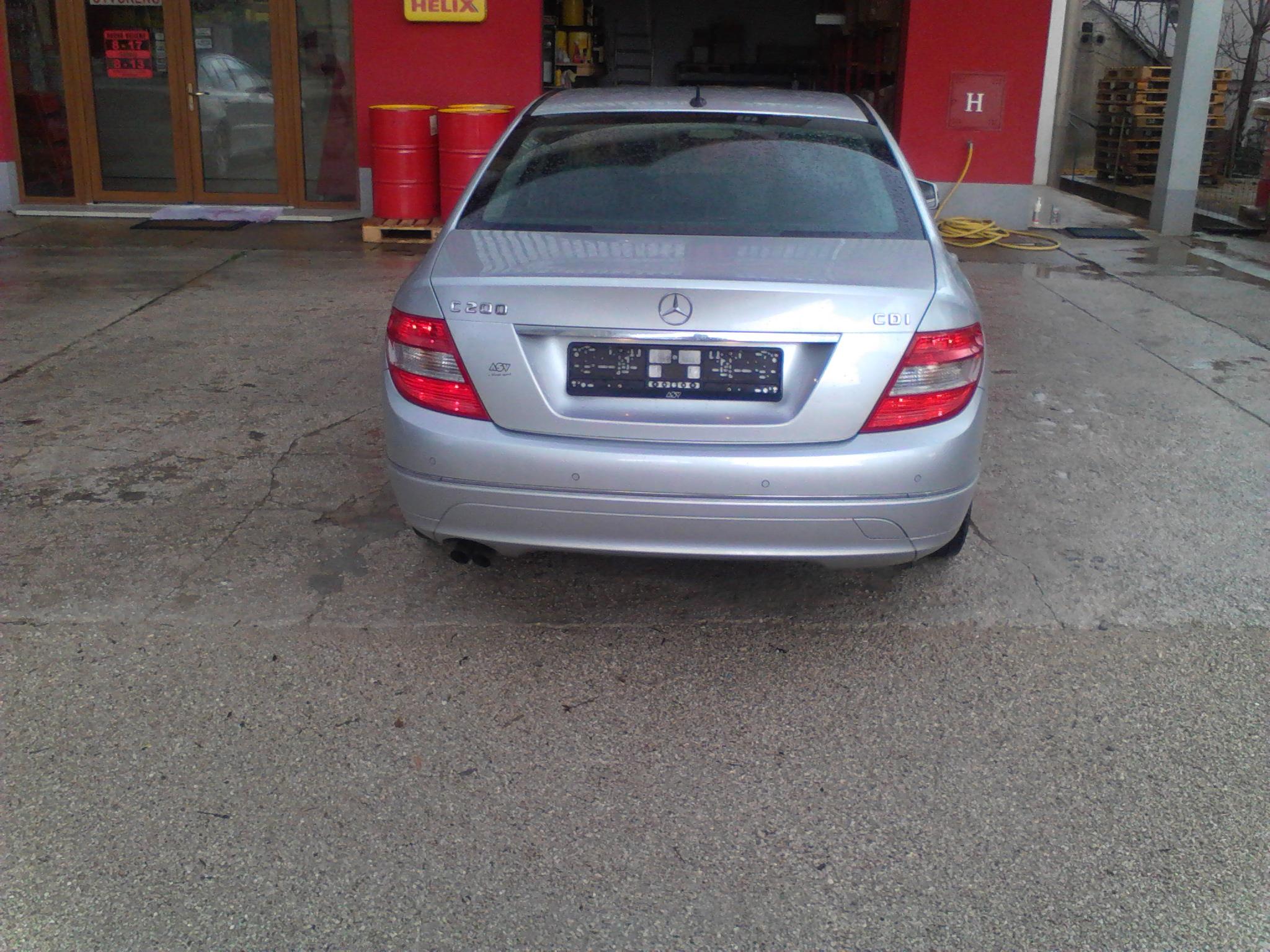 Mercedes-Benz C 200 CDI